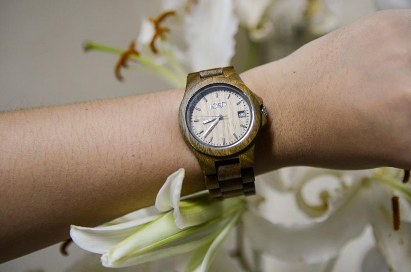 JORD Ely Watch - Wrist