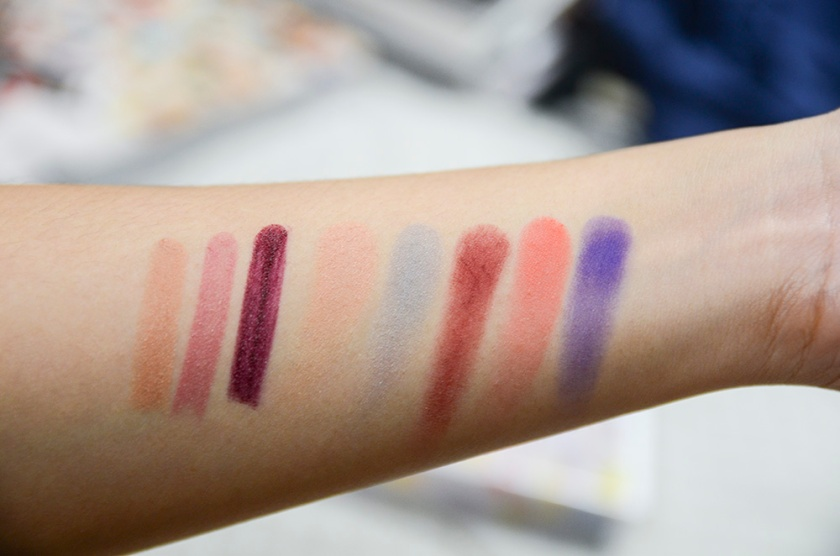 ColourPop - Fetch Please - Swatches2