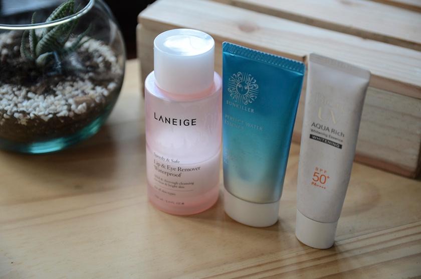 SkinCareUpdate - Makeup Remover Sunscreen