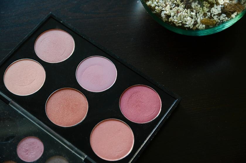 MAC Blush Palette