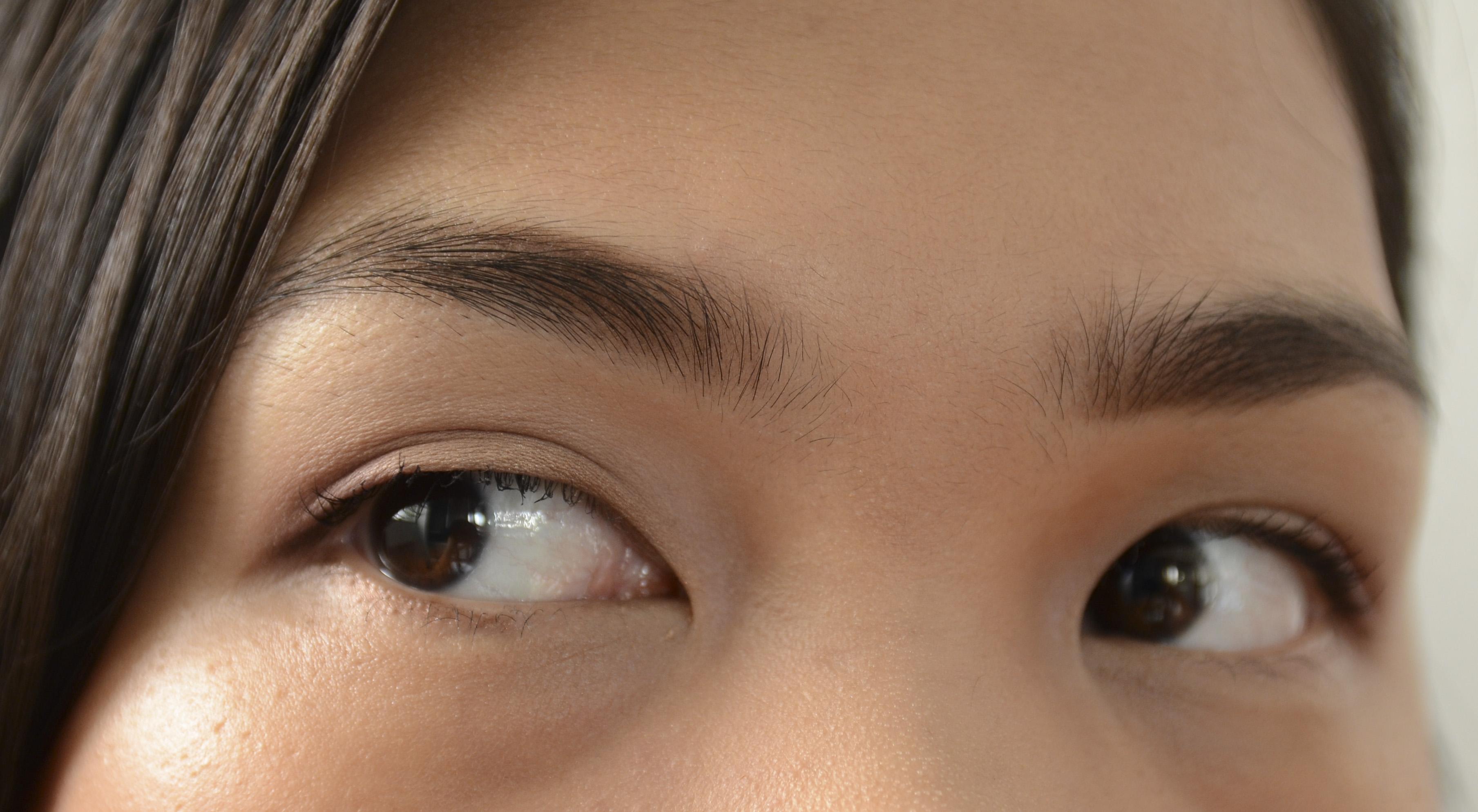 FOTD - 03082016 - Eyes Brows