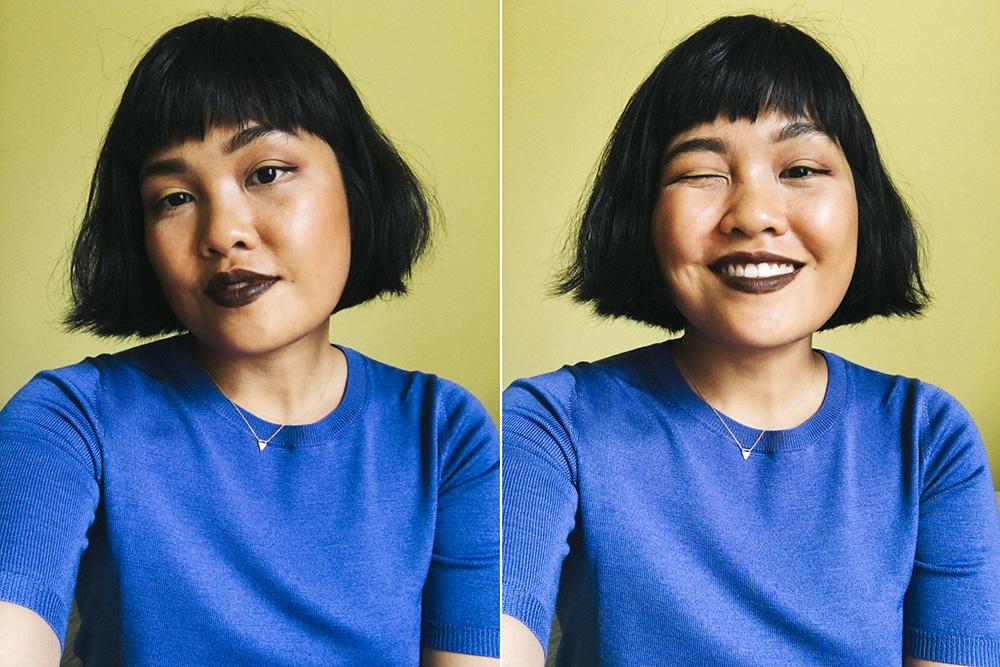FOTD - Yellow, Make Beauty Illamasqua - 2